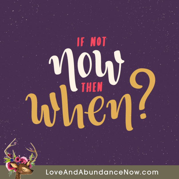 Love And Abundance Now