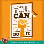 You can do it